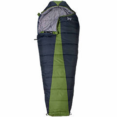 Slumberjack Latitude 20 Degree Synthetic SleepingBag Long