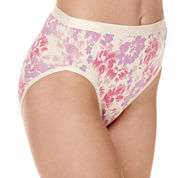 Underscore® Cotton Rib High-Cut Panties