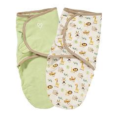 Summer Infant® 2-pk. Organic SwaddleMe® - Zoo