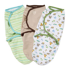 Summer Infant® 3-pk. SwaddleMe® - Mom Baby