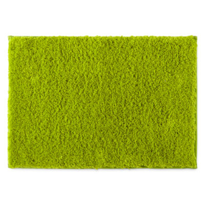 Lovely JCPenney Home™ Drylon Microfiber Bath Rug Collection