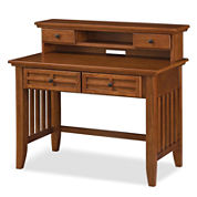 Constance Student Desk with Hutch