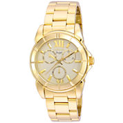 Invicta Angel Womens Gold Tone Bracelet Watch-21700