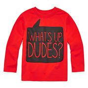 Okie Dokie Boys Graphic T-Shirt-Toddler