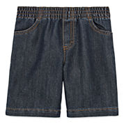 Okie Dokie Pull-On Shorts Toddler Boys