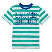 Okie Dokie Short Sleeve T-Shirt-Preschool Boys