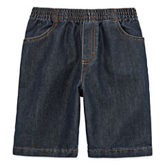 Okie Dokie Boys Denim Shorts - Preschool 4-7