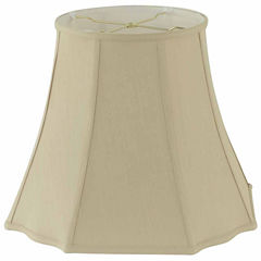 Premium Linen Bell Shade With Curve Corners