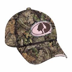 Mossy Oak Camouflage Baseball Cap