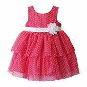 Lilt Sleeveless Babydoll Dress - Baby