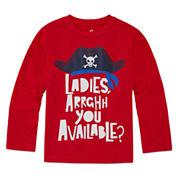 Okie Dokie Boys Graphic T-Shirt-Preschool