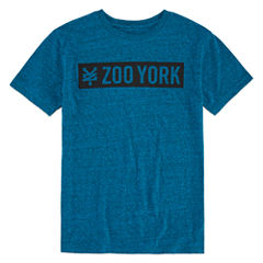 Zoo York Boys Short Sleeve T-Shirt-Big Kid