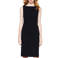 Liz Claiborne® Sleeveless Dress - Tall