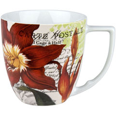 Waechtersbach Traditions Set of 4 Noel Mugs