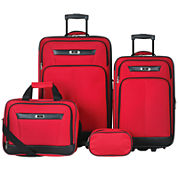 Skyway® DeSoto 2.0 4-pc. Luggage Set