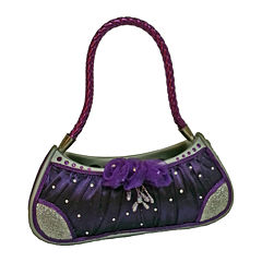 1383345 Purple Purse Ring Holder