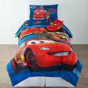 Disney Cars Hometown Comforter & Accessories