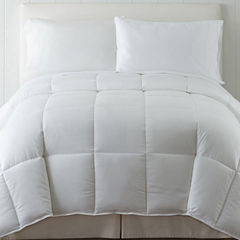 JCPenney Home™ Temperature Regulating with COOLMAX® fabric Comforter