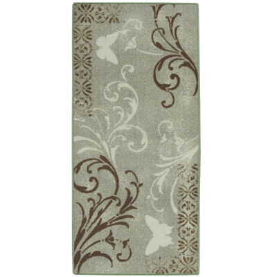 Floral Kitchen Rugs For The Home   JCPenney