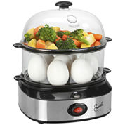 Emeril™ Egg Cooker and Steamer