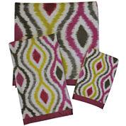 Waverly® Optic Delight Bath Towels