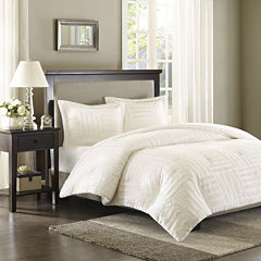 Polar Faux Fur Down Alternative Comforter Mini Set