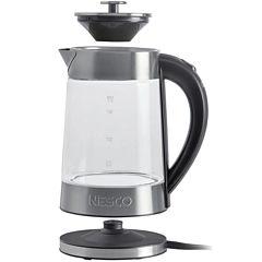 Nesco GWK-02 1.8 Quart Electric Glass Water Kettle