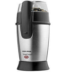 Black+Decker CBG100S Smartgrind Coffee Grinder