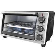 Black+Decker 6-Slice Convection Toaster Oven