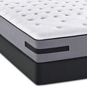 Sealy® Posturepedic® Solia Bay Cushion Firm Tight Top - Mattress + Box Spring