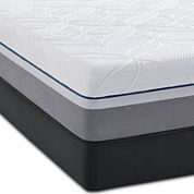 Sealy® Posturepedic® Premier Hybrid Copper Cushion Firm Mattress + Box Spring