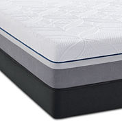 Sealy® Posturepedic® Premier Hybrid Copper Plush - Mattress + Box Spring