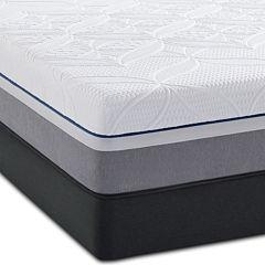 Sealy® Posturepedic® Premier Hybrid Gold Ultra Plush - Mattress + Box Spring