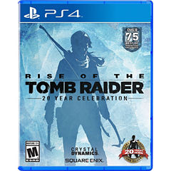 Square Enix Rise of the Tomb Raider: 20 Year Celebration - PlayStation 4