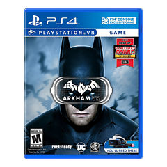 Warner Brothers Batman: Arkham VR - Playstation 4