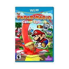 Nintendo Wii U Paper Mario: Color Splash