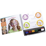 Face Painting Book Kit