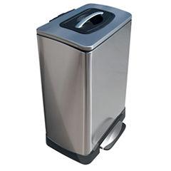 Household Essentials® Trash KrusherTM Trash Can