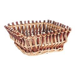 Household Essentials® Square Wood Stick Basket