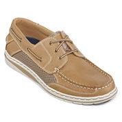 St. John's Bay® Surface Mens Boat Shoes