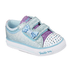 Skechers® Bow Buddies Girls Shoes - Toddler