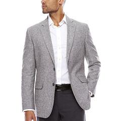 Linen Gray Suits & Sport Coats for Men - JCPenney
