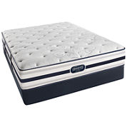 Simmons® Beautyrest® Recharge® McCampbell Luxury Firm - Mattress + Box Spring