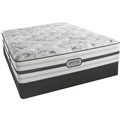 Simmons® Beautyrest® Platinum® McKenna Plush - Mattress + Box Spring