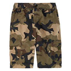 Arizona Trek Cargo Shorts - Boys 8-20 and Husky