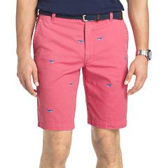 IZOD Beach Town Printed Twill Shorts