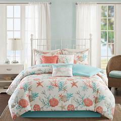 Madison Park Pacific Grove 7-pc. Comforter Set
