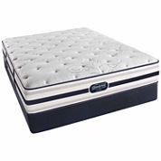 Simmons® Beautyrest® Recharge® McCampbell Plush - Mattress + Box Spring