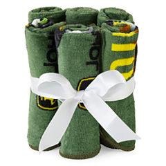 John Deere® 6-pk. Washcloth Set