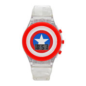 Boys Marvel Strap Watch-Cta3163jc
